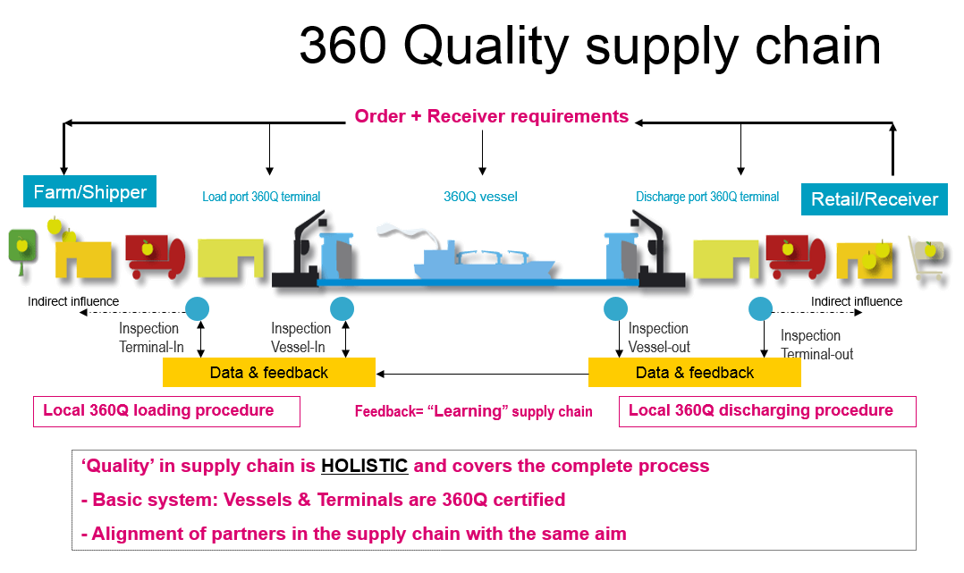 360Q Supply Chain